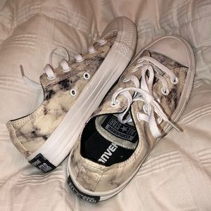 Converse All Star Low Top  Marble Print